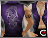 *SC-Dragonz Vest Purple