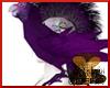 (ge)purple parrot