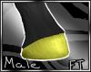 (M)Yllw Horse Feet[FT]