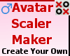 Avatar Scaler Maker - M