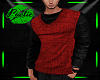 DB PULLOVER - RED