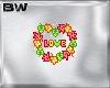 Falls In Love Badge