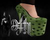 freedom heels lime