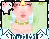 Green Tea Moo Collar