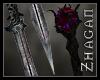 [Z] Wrath Bladestaff