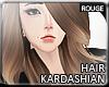 |2' Kardashian's Hair