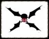 Bat-ceiling,fan on crack