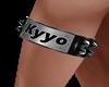 PVC ArmBand KYYO