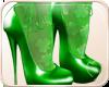 !NC Jade Pearl Lace Heel