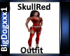 [BD]SkullRedOutfit