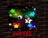 ANIMATED FLOATING STARS