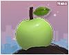♪ green apple