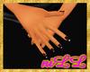 Black Nails Small Hands