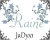Raine Name Sign