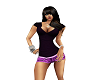 ~KJ~ Purple short set