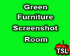 Green Furniture Room