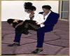 ~H~Sitting Couple Pose