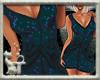 Dress Valentine Blue RL
