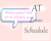 AT Schedule Bubble 2