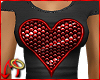 Card Shark Heart Tee
