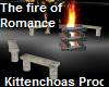 the fire of romance