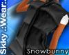 [S] Snowbunny- Black