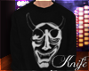 ♆ Hannya Sweater 'M