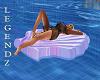 Seashell Floatie