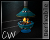 .CW.Cooper-Fireplace