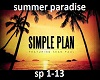 simple plan-Summer Parad