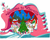 WHOVILLE WELCOME SIGN