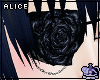 Black Rose Eyepatch