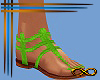 [CFD]Trop Sandals Fern