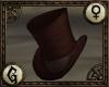 {G} Ordinary Hat (F)