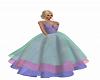 Spring Fairy Ballgown