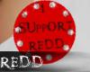 {RK}I Support Redd Badge