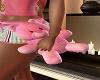Pink H.H. Teddy Bear
