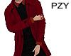 ::PZY:: Red Coat -M