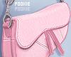 Pink Shoulder Purse