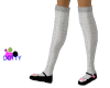doll socks and shoes