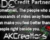 (AK)Distant friends stic