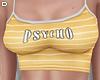D. Psycho Tee Yellow