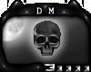 [DM] Skull Badge