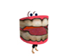 M/F derivable big mouth