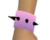 Pink Bracelet with Black