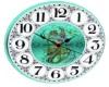 NEPTUNES WALL CLOCK