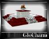 Glo* RegalFountain ~ Red