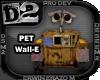 [D2] Wall-E