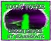 TOXIC TOWER GREEN SMOKE