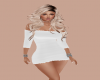 (wiz)Mini Dress White